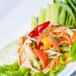 Papaysalad — Stock Photo #37851669