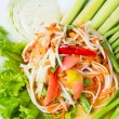 Papaysalad — Stock Photo #37851703