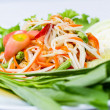 Papaysalad — Stock Photo #37852891