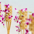 Wedding setup detail — Stock Photo #37934667