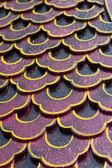 Thai handmade pattern — Stock Photo