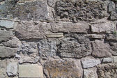 Stone wall texture background — Foto Stock
