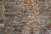 Stone wall texture background — 图库照片