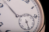 Luxury watch swiss made — Stok fotoğraf
