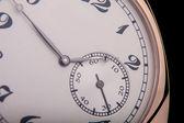 Luxury watch swiss made — Stock Photo