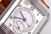 Luxury watch swiss made — Stock Photo