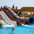 Water park — Stock Photo #39450479