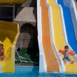 Stock Photo: Water park