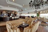 Restaurace v hotelu — Stock fotografie
