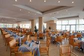 Restaurant in hotel — Stock Photo