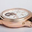 Stok fotoğraf: Luxury gold watch