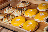 Homemade pastries — Stock Photo