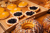 Homemade pastries — Stock Photo