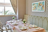 Royal Alhambra Palace. Main restaurant — Stock Photo