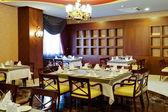 Royal Alhambra Palace. The main restaurant. — Stock Photo