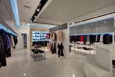 Cerruti shop — Stock Photo