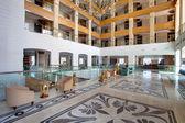 Hotel lobby — Стоковое фото