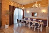 Restaurante hotel — Foto de Stock