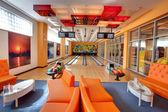 Bowling merkezi — Stok fotoğraf