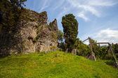 Castle ruins — Stock Photo