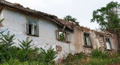 Old derelict house 1 — Stock Photo