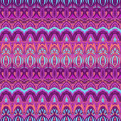 Colorful ethnic striped pattern — Wektor stockowy