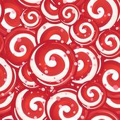 Caramella lecca lecca seamless pattern sfondo — Vettoriale Stock
