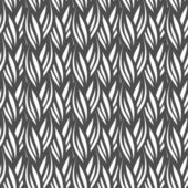 Seamless knitted pattern — ストックベクタ