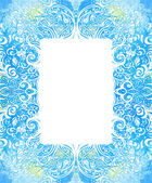 Blue southeast pattern — Stock Photo