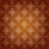 Damask seamless floral pattern. — Stock Photo