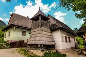 Belfry in Vlkolinec ,Slovakia,Unesco — Stock Photo