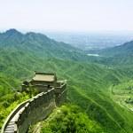grande muraglia cinese — Foto Stock #37448349