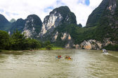 Guilin, China — Foto de Stock