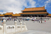 Beijing, Forbidden City — Stockfoto
