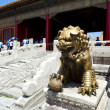 Beijing, Forbidden City — Stock Photo