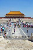 Beijing, Forbidden City — Stockfoto