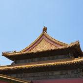 Beijing, Forbidden City — Stock Photo