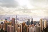 中国香港 — 图库照片