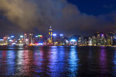 Hong Kong, China — Stockfoto