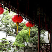 Traditional Garden, Shanghai — Stock Photo
