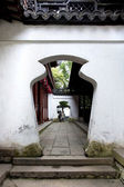 Traditional Garden, Shanghai — Photo