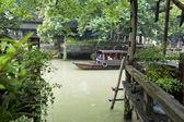 Wuzhen, çin — Stok fotoğraf