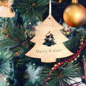 クリスマスの装飾品 — ストック写真