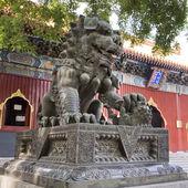 Peking, lama temple — Stock fotografie