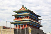 Beijing, Tienanmen Square, Forbidden City — Stock Photo