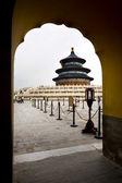 Tempio cinese di cielo, pechino — Foto Stock