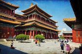 Beijing, palacio de verano — Foto de Stock