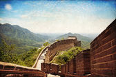 Great Wall of China — Foto Stock