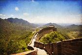 万里の長城 — ストック写真