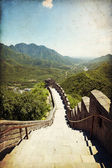 Great Wall of China — Stockfoto